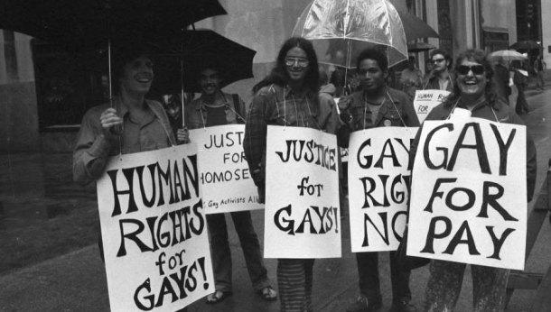 Gay For Pay, Polari Magazine
