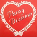 A detail of the cover art of Pansy Division