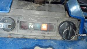 95 magnum 425 4x4 indicator lamps???  Polaris ATV Forum
