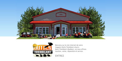 site web laurentides