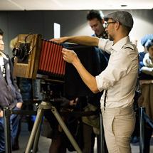 animation photo polaroid Musée d'Orsay