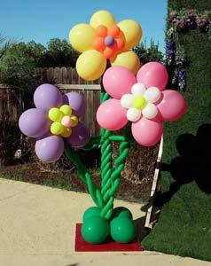 Flower-stand