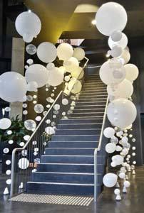 Bubble-Balloon-Entrance