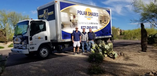 Polar Shades Now Serves the Arizona Community