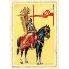 Polish Art Center The Polish Winged Hussar Poster With