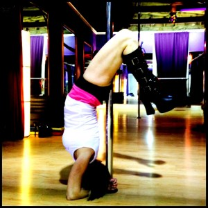 elbow stand