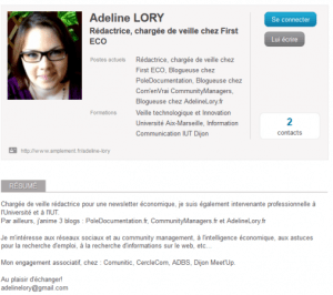 profil complet - adeline - amplement