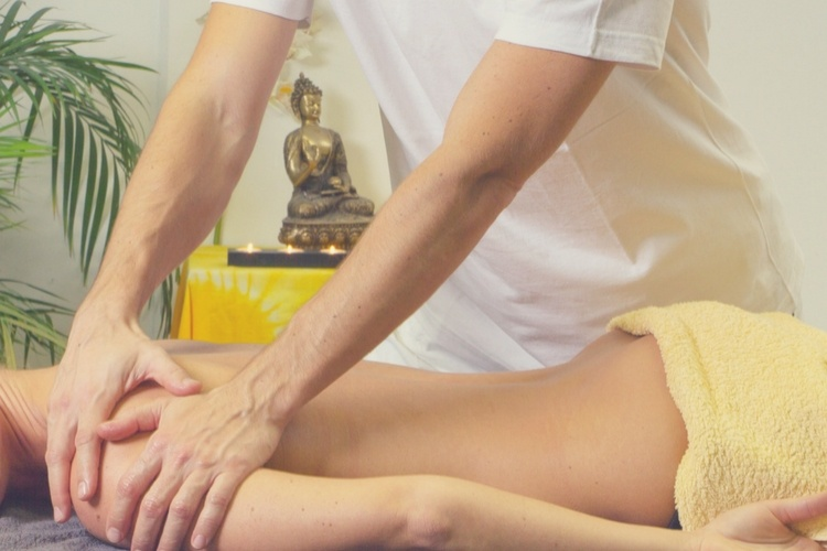 Massage to help with DOMS