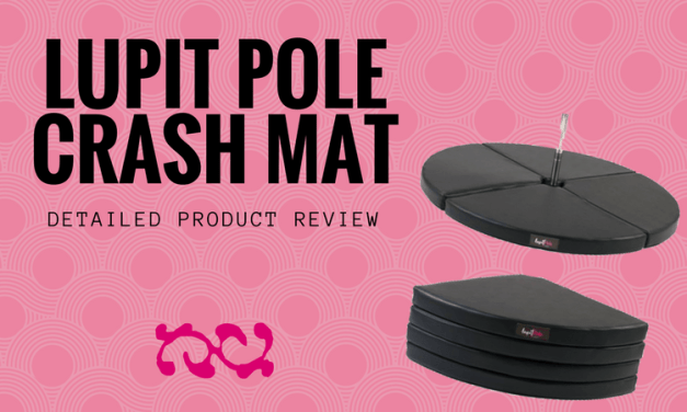 Lupit Pole Dance Crash Mat Review