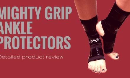 Mighty Grip Ankle Protectors Review