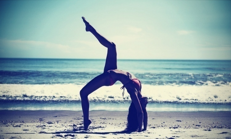 How often should you practice pole dancing - Yoga On The Beach