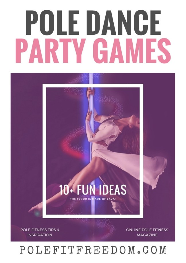 pole dancing games other fun ideas pole fit freedom