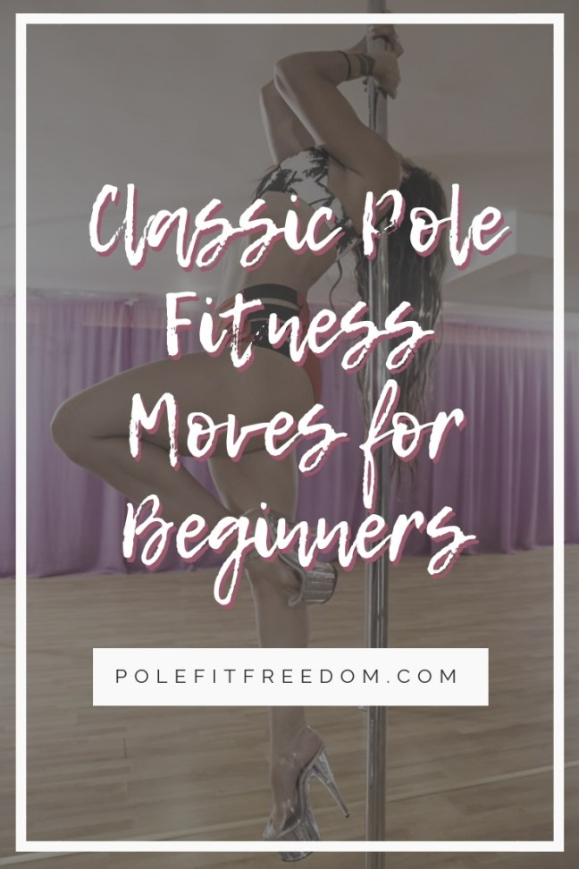 Pole Dancing Moves for Beginners