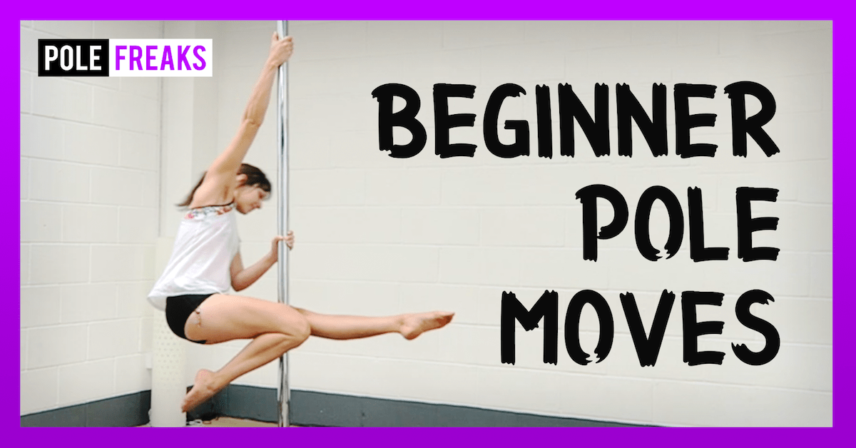 Top 10 Beginner Pole Dance Moves - Pretty Spins for New ...