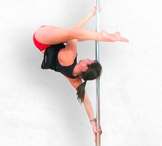 Ayesha Pole Dance Tutorial