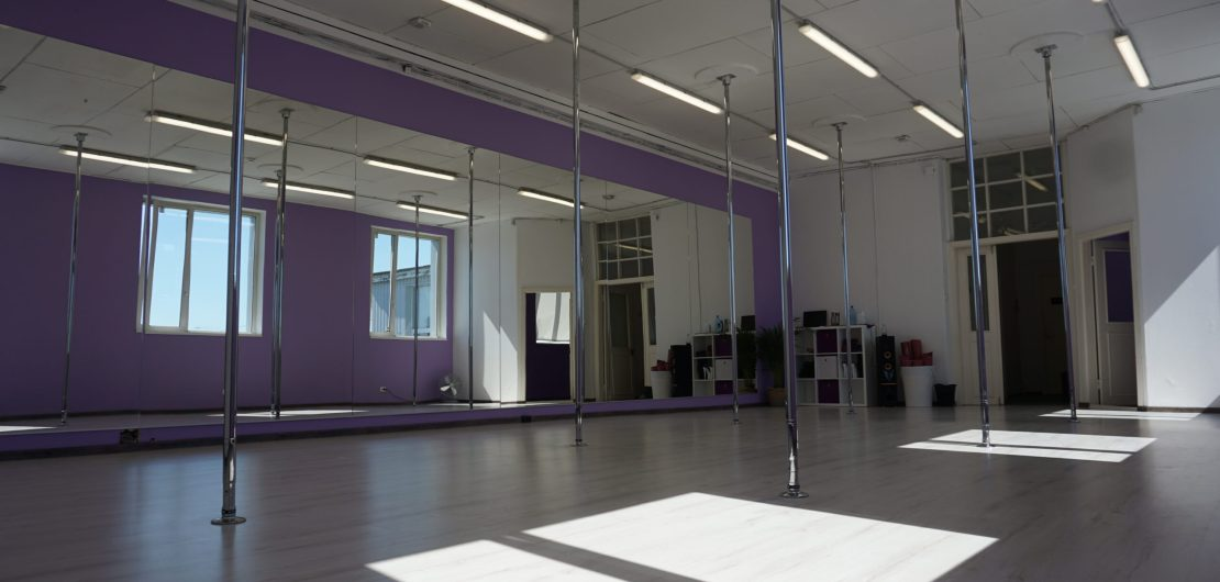 Pole Mermaids studio