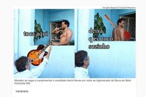 MEME AÉCIO 300x200 - A política incomoda muita gente, mas nas redes sociais muito mais - PorGuilherme Mendes Ayala