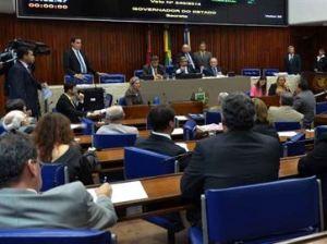 assembléia legislativa 300x224 - CCJ aprecia 11 matérias durante reunião ordinária nesta terça-feira