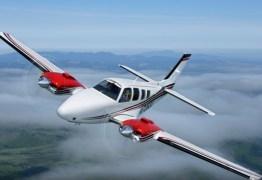 Avião apreendido em Patos é liberado após vistoria da Polícia Federal