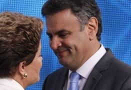 Pesquisa ISTOÉ/Sensus traz Aécio com 56,4% das intenções de voto e Dilma com 43,6%