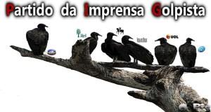 partido da imprensa golpista 300x160 - Não à toa, se fala no Brasil, criticamente, que existe liberdade de empresa, e não imprensa *  Por Marcus Lanoni