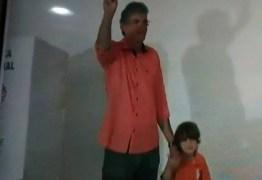 Candidato à reeleição Ricardo Coutinho pelo PSB vota em João Pessoa