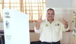 Vice-governador Rômulo Gouveia vota em Campina Grande