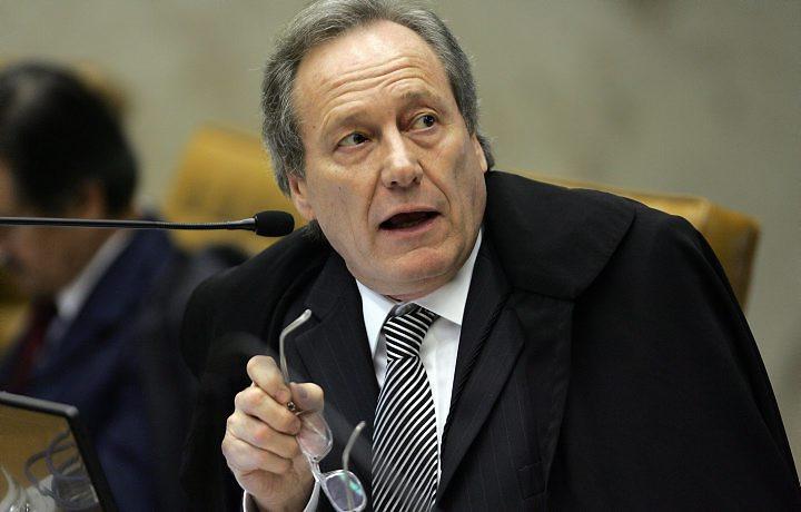 01 ricardo lewandowski - STF não faltará aos brasileiros, diz Lewandowski