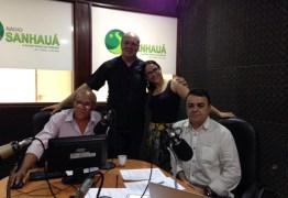 """Manchetes de hoje do """"Debate sem Censura"""" na rádio Sanhauá"""