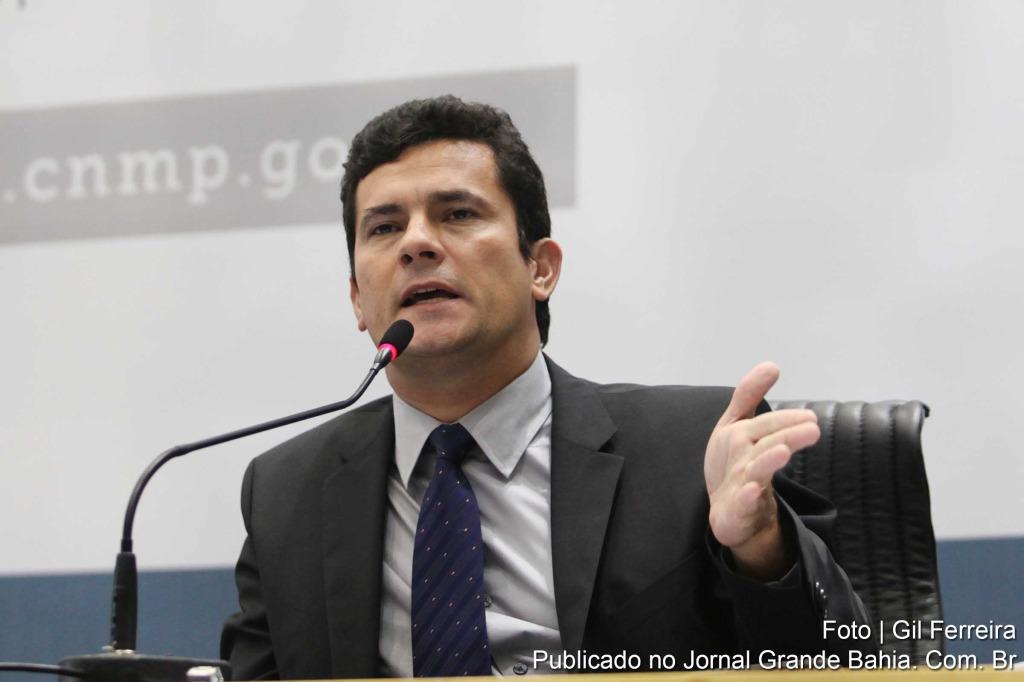 Sérgio Fernando Moro.2 1024x682 - A faca de Moro no pescoço do STF