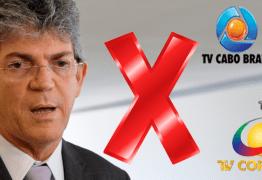 BOICOTE PEDAGÓGICO: Após vitória, Ricardo Coutinho não foi ao Correio, Arapuan e Cabo Branco