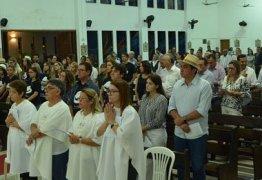 Missa de sétimo dia celebra memória do ex-prefeito Luciano Agra, em João Pessoa
