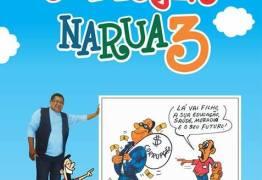 Régis Soares reúne charges em novo livro