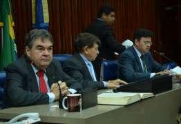 Deputados mantêm vetos e aprovam pedido de urgência para empréstimo