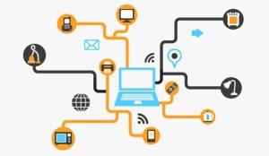 """internet das coisas 300x174 - Conheça o interessante e revolucionário conceito de """"Internet das coisas"""""""