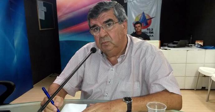 roberto paulino na arapuan - Após rompimento com o governo: Paulino é acusado de intimidar radialistas em Guarabira