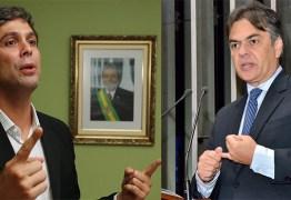 DUELO DE PARAIBANOS: Líder do PSDB no Senado, Cássio discute com petista ao defender impeachment