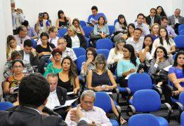 Assessores prestigiam 1º dia de Workshop sobre Atividades do Poder Legislativo