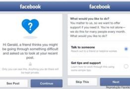 Facebook irá acrescentar ferramenta na rede que ajuda a prevenir o suicídio do usuário