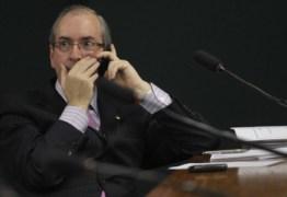 Eduardo Cunha diz que Planalto abriu champanhe para festejar sua desgraça