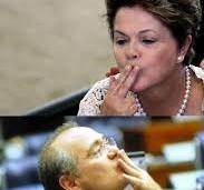 Troco: Renan quer que Dilma garanta seu cargo