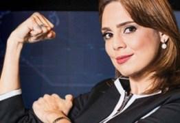Rachel Sheherazade chama atores de idiotas e é criticada nas redes sociais