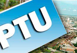 Pagamento das taxas de IPTU e TCR com desconto de 15% pode ser feito até 05 de abril