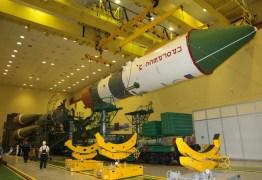 EM QUALQUER LUGAR: Foguete russo descontrolado irá cair na Terra na noite desta quinta