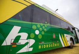 MOVIDO A ÁGUA: São Paulo tem primeira frota de ônibus a hidrogênio do país