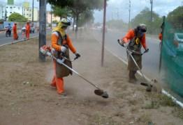 ORDEM NA CASA: Emlur realiza 'mutirão' de limpeza na Zona Sul da capital