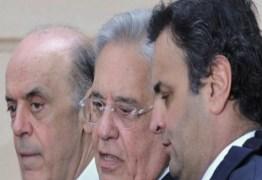 Crise amplia racha entre caciques do PSDB