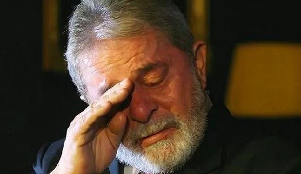 lulachora - Rejeição a Lula atinge patamar recorde de 57%, aponta pesquisa