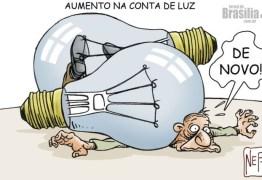 Preparando o bolso – Tarifa de luz na Paraíba terá mais um aumento até o fim desse mês
