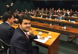 Wilson Filho participa de encontro com estudantes da UFPB e debate sobre violência em João Pessoa